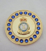 ROYAL AIR FORCE REGIMENT ( RAFR ) BROOCH / BROACH (GBS)